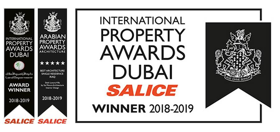 Sia Moore - ARABIAN PROPERTY AWARDS 2018-2019