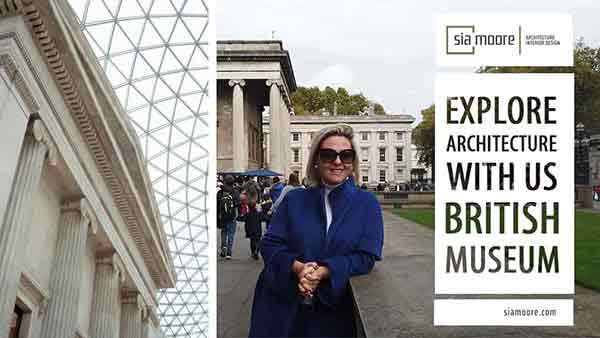 """Explore Architecture With Us : British Museum 