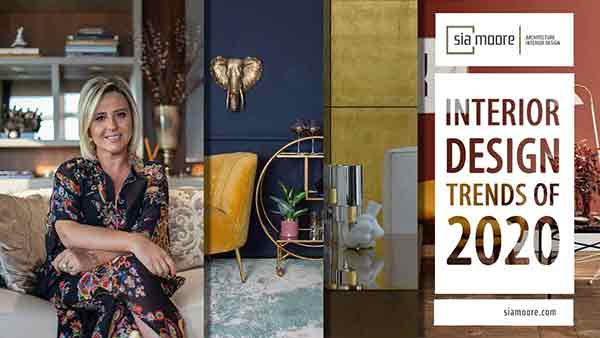"""Interior Design Trends 2020 