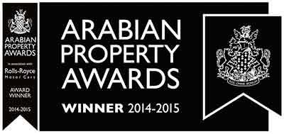 ARABIAN PROPERTY AWARDS 2014 - 2015