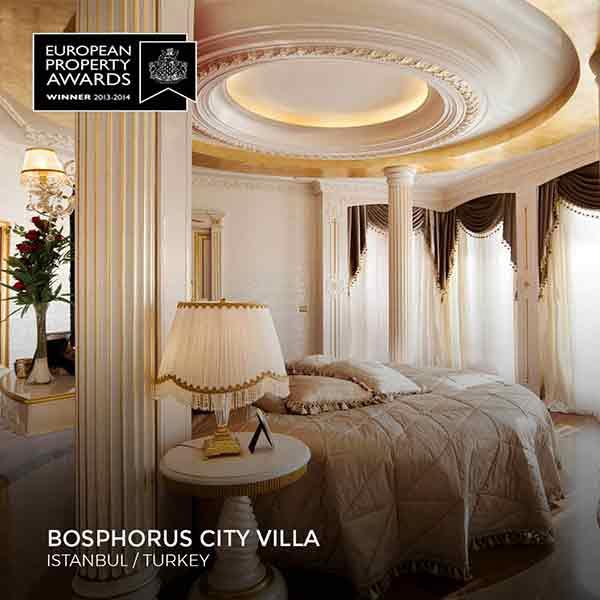 Bosphorus City Villa
