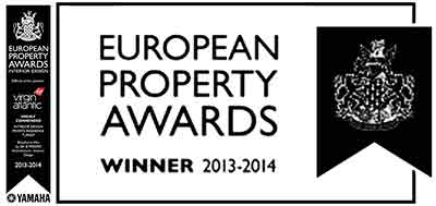 EUROPEAN PROPERTY AWARDS 2013-2014