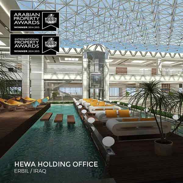 Hewa Holding Office
