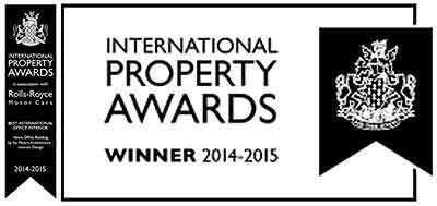 INTERNATIONAL PROPERTY AWARDS 2014-2015