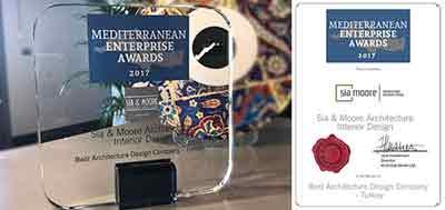 MEDITERRANEAN ENTERPRISE AWARDS 2017