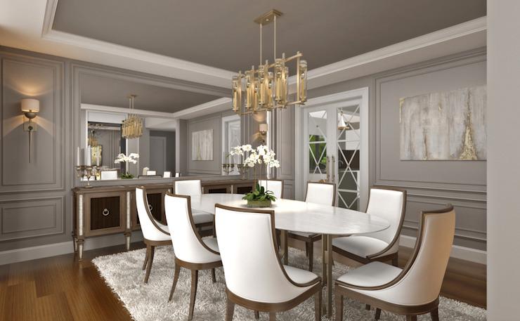 Dining Room / Hayat Villas