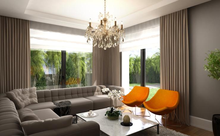Daily Living Room / Hayat Villas
