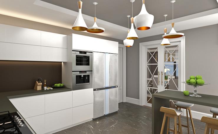 Kitchen / Hayat Villas