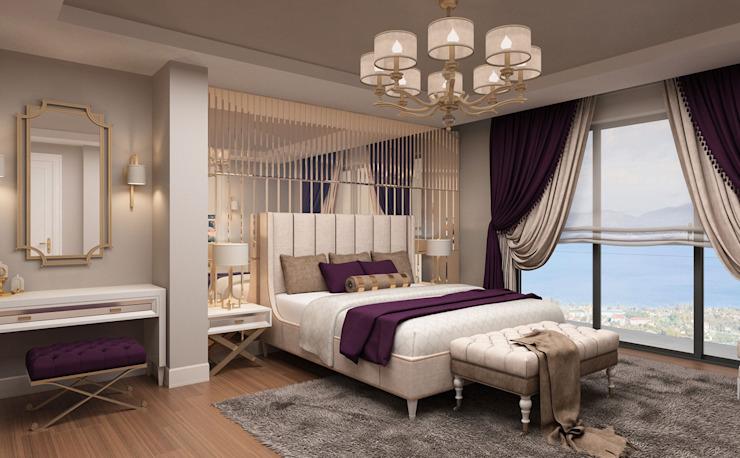Master Bedroom / Hayat Villas