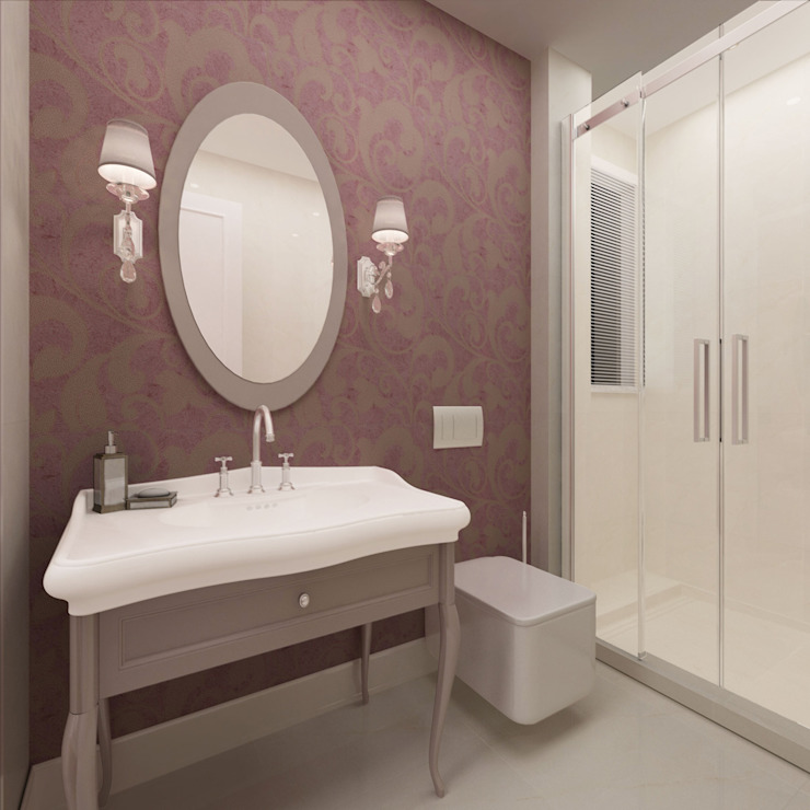 Girl Bathroom / Hayat Villas