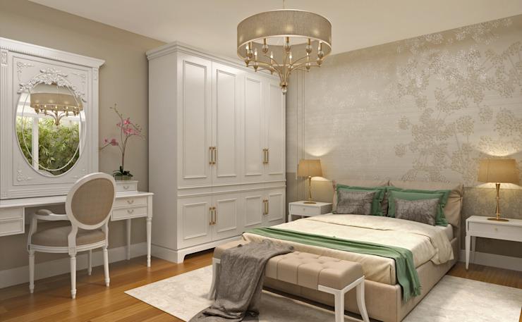 Guest Bedroom—1 / Hayat Villas