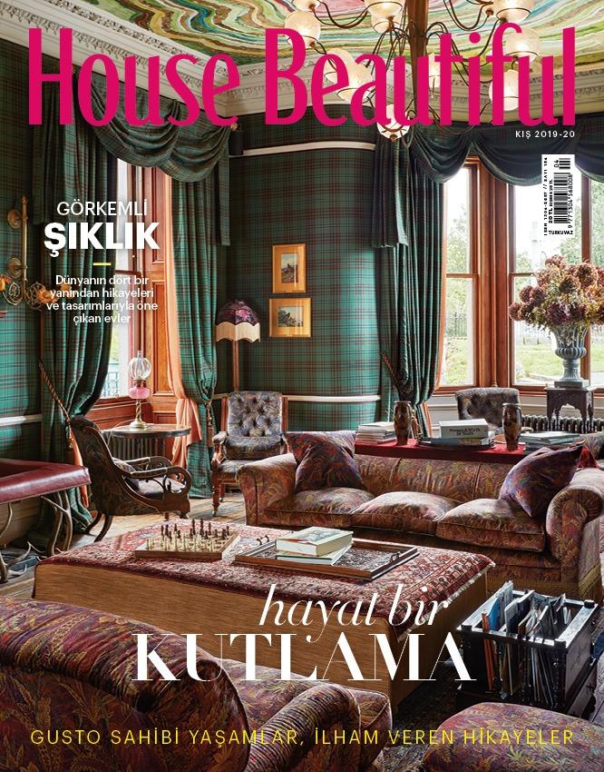 House Beautiful Kış 2019