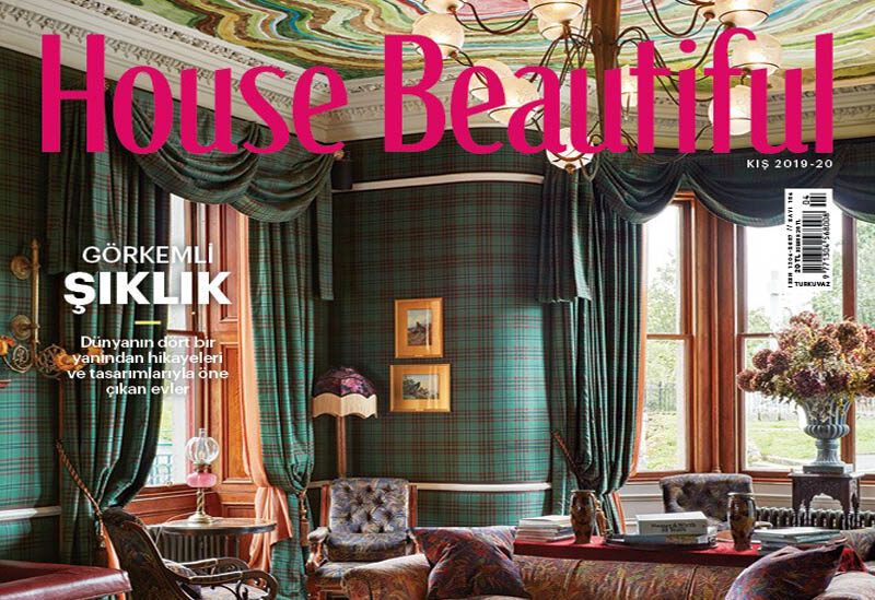 House Beautiful Winter 2019-20