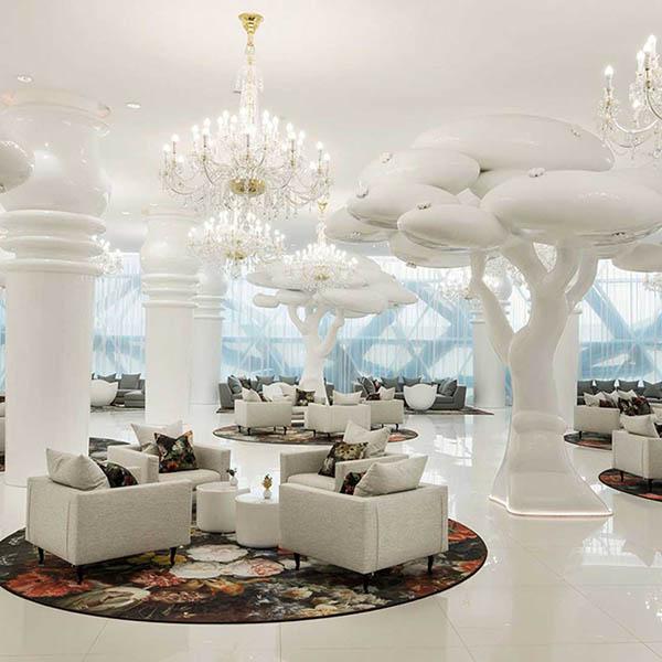 Sia Moore Mondrian Doha 2