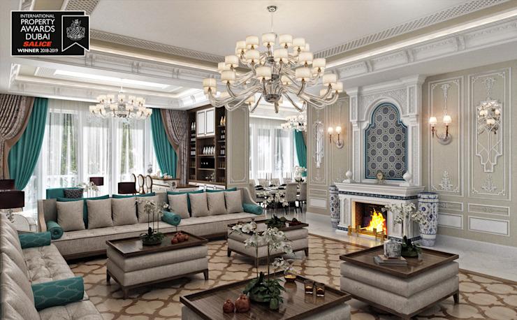Living Room / Sitak Villa