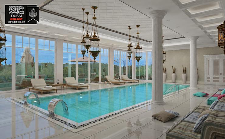 Pool / Sitak Villa