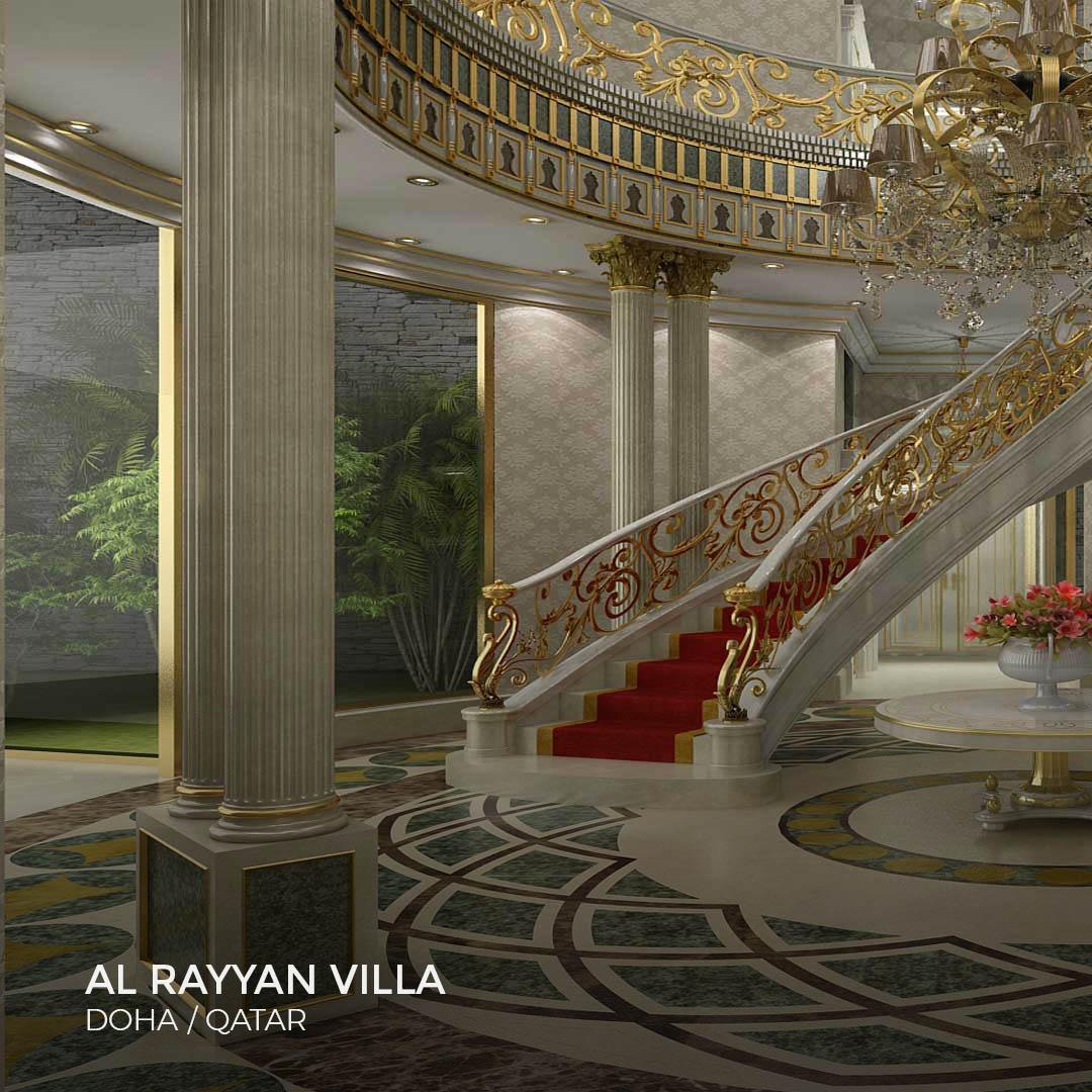 Sia Moore - Al Rayyan Villa