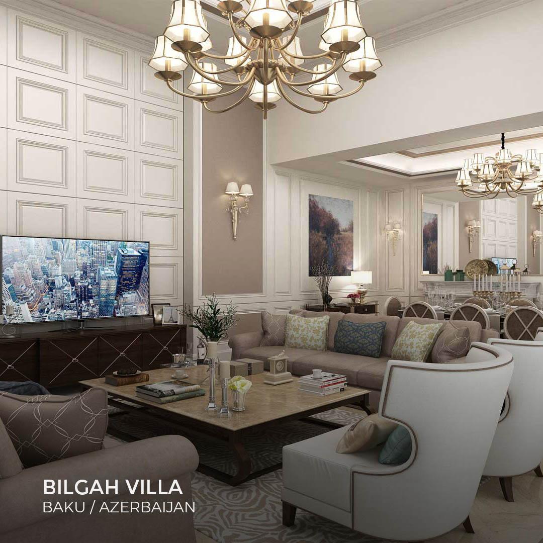 Sia Moore - Bilgah Villa