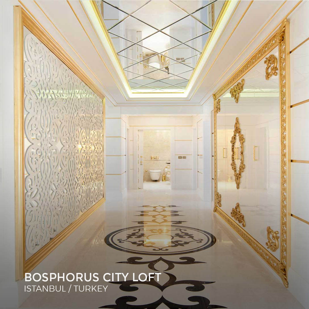 Sia Moore - Bosphorus City Loft