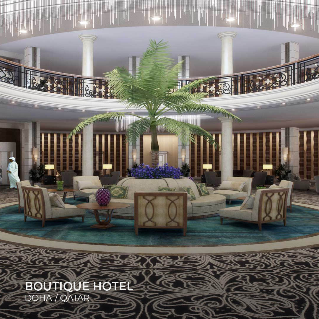 Sia Moore - Boutique Hotel