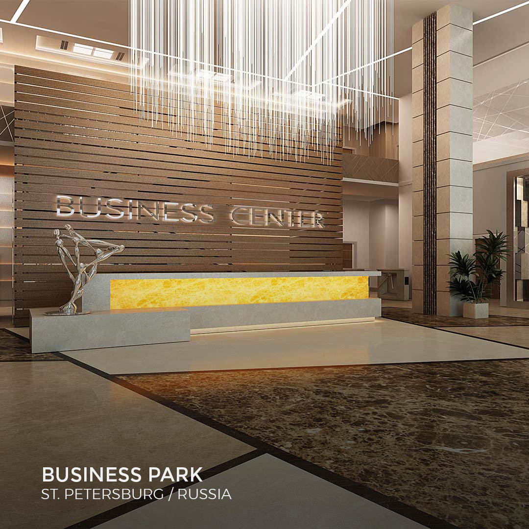 Sia Moore - Business Park