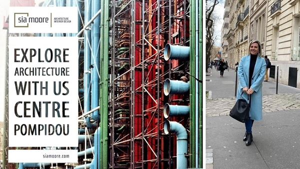 """Explore Architecture With Us: Centre Pompidou 
