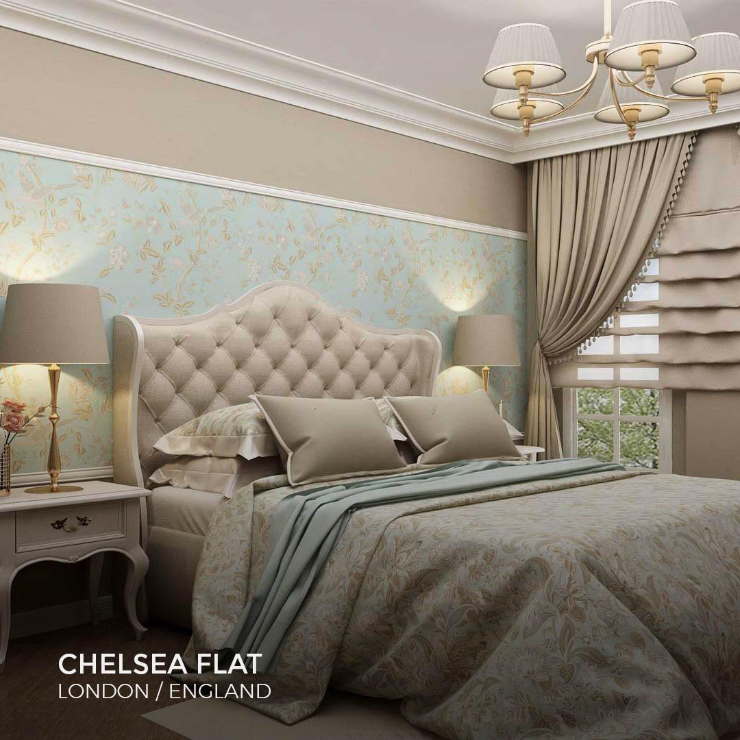 Sia Moore - Chelsea Flat