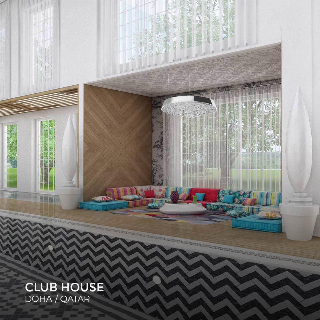 Sia Moore - Club House