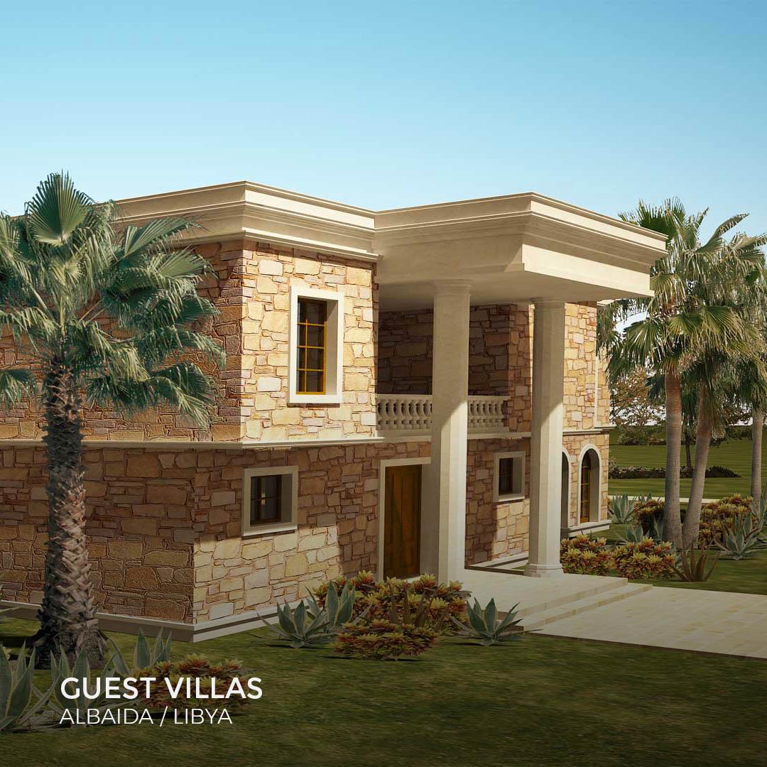 Sia Moore - Guest Villas