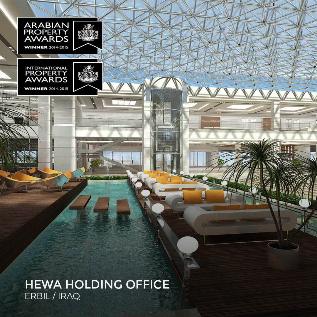 Sia Moore - Hewa Holding Office