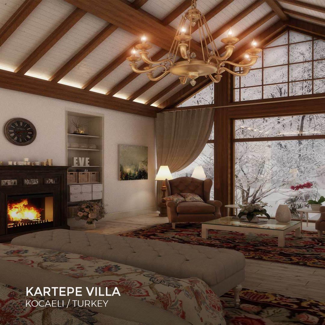 Sia Moore - Kartepe Villa