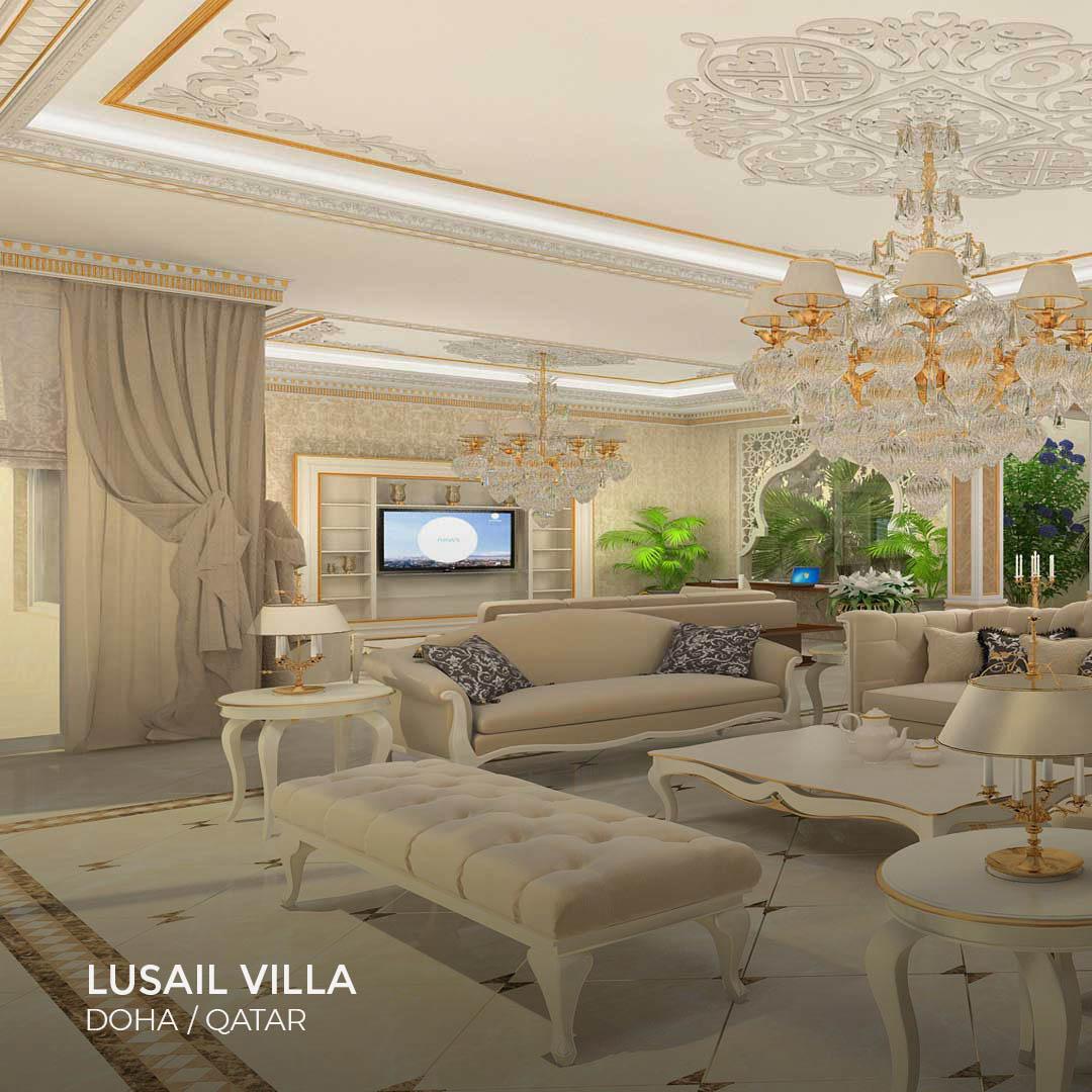 Sia Moore - Lusail Villa