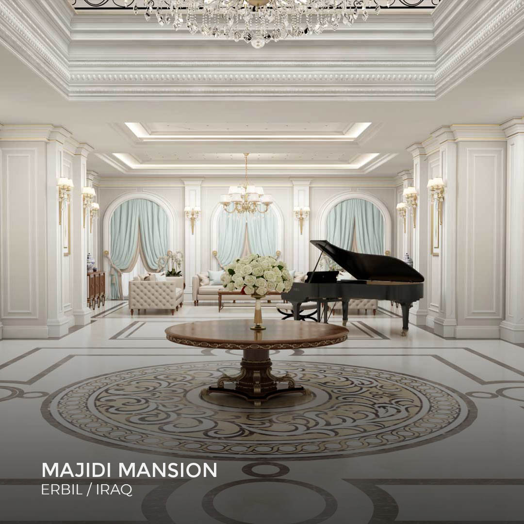 Sia Moore - Majidi Mansion