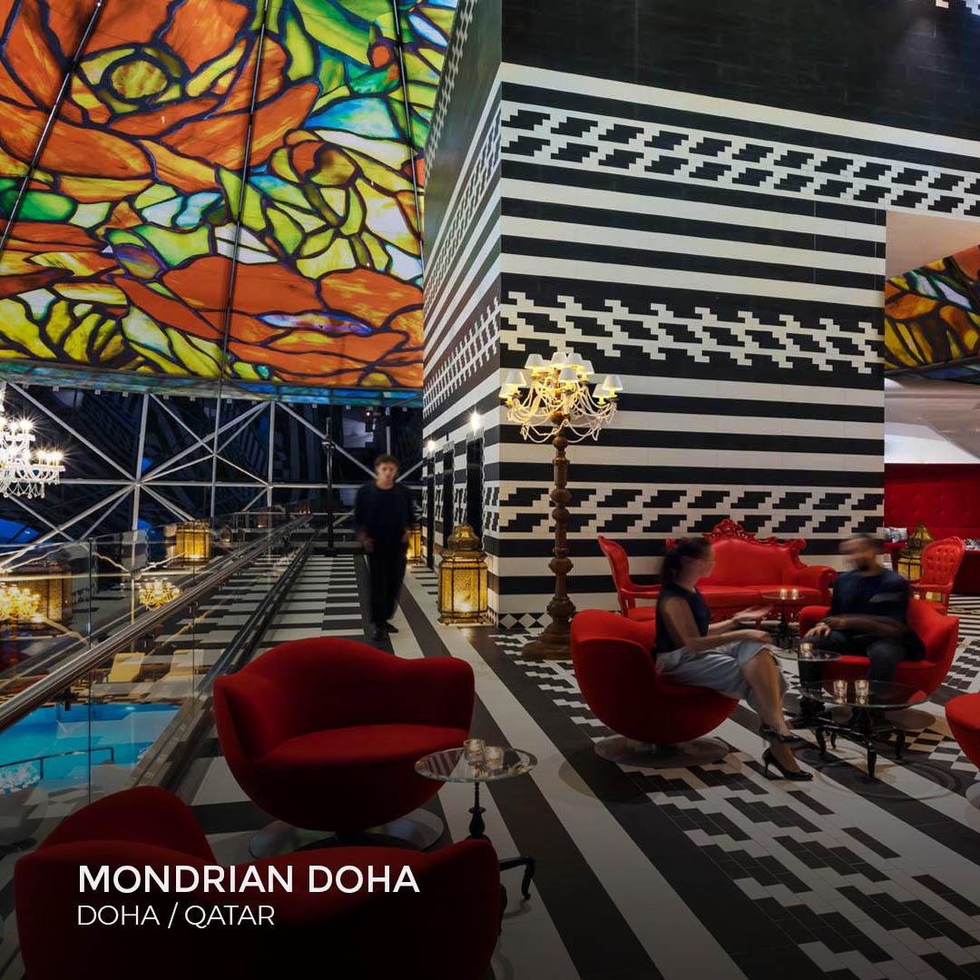 Sia Moore - Mondrian Doha