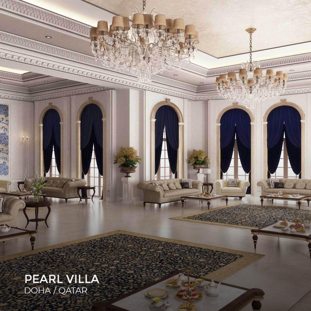 Sia Moore - Pearl Villa