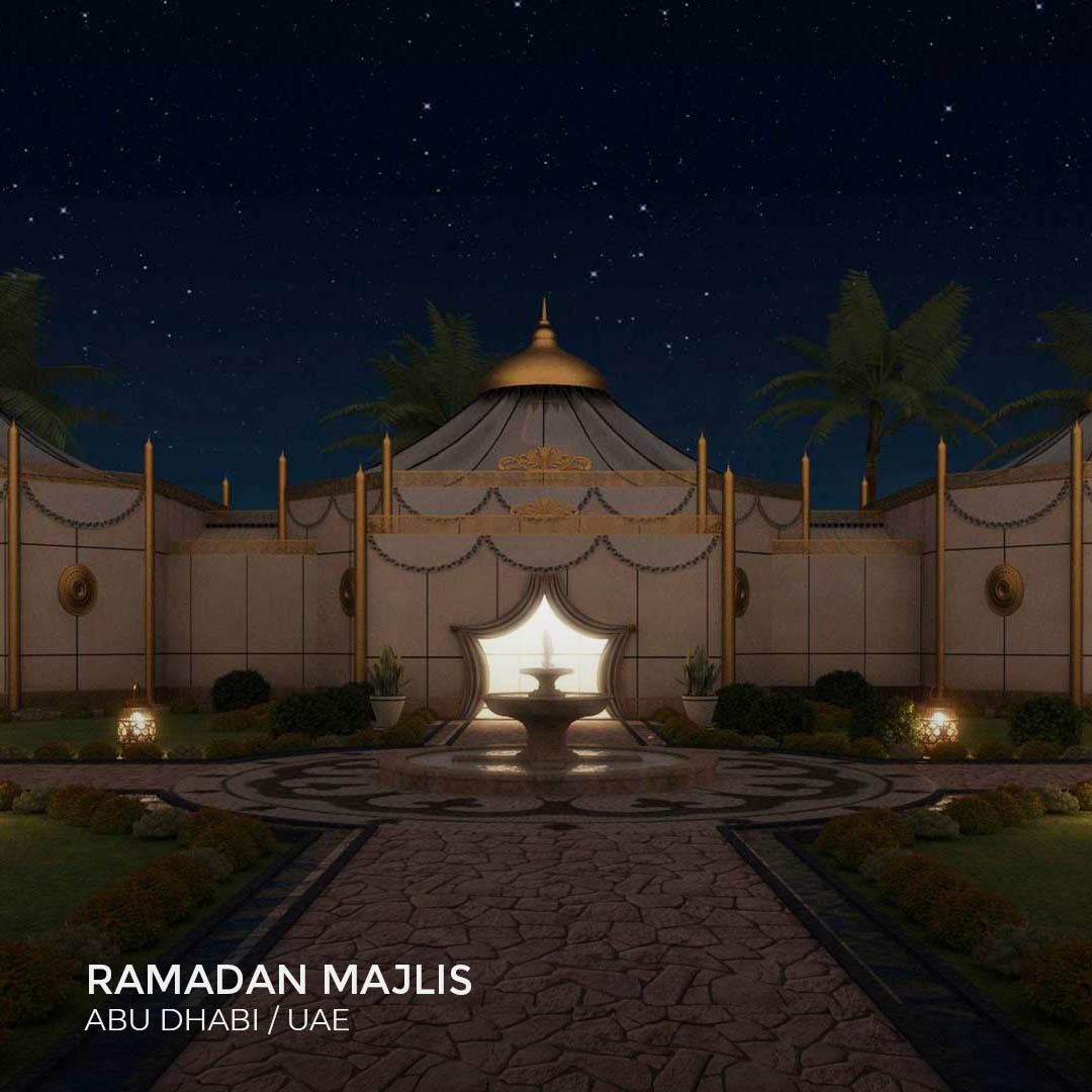 Sia Moore - Ramadan Majlis