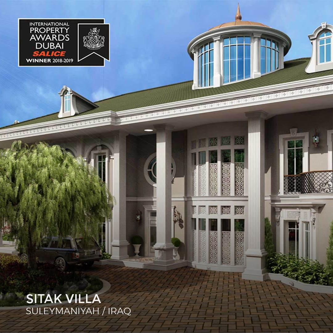 Sia Moore - Sitak Villa