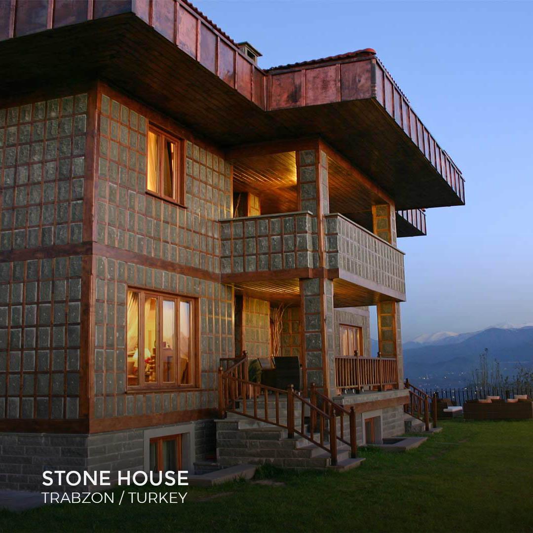 Sia Moore - Stone House
