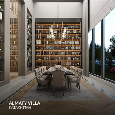 Almaty Villa