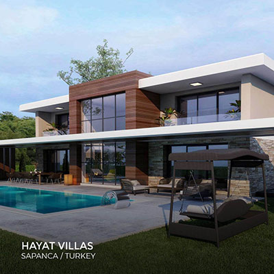 Hayat Villas