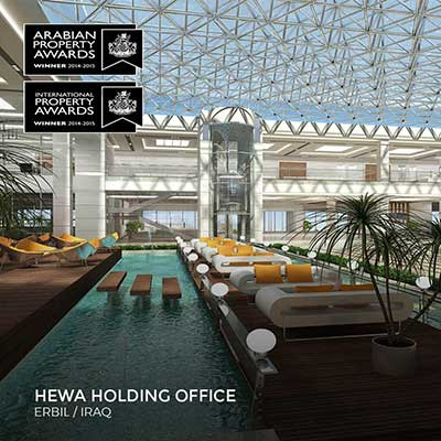 Hewa Holding Office