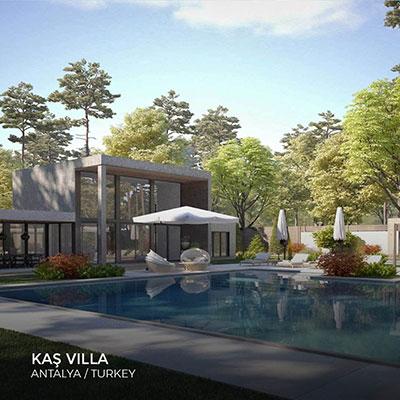 Kaş Villa
