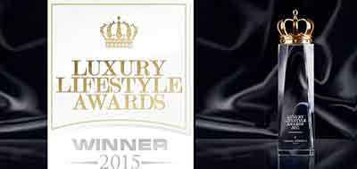 LUXURY LIFESTYLE AWARDS 2015-MIDDLE EAST