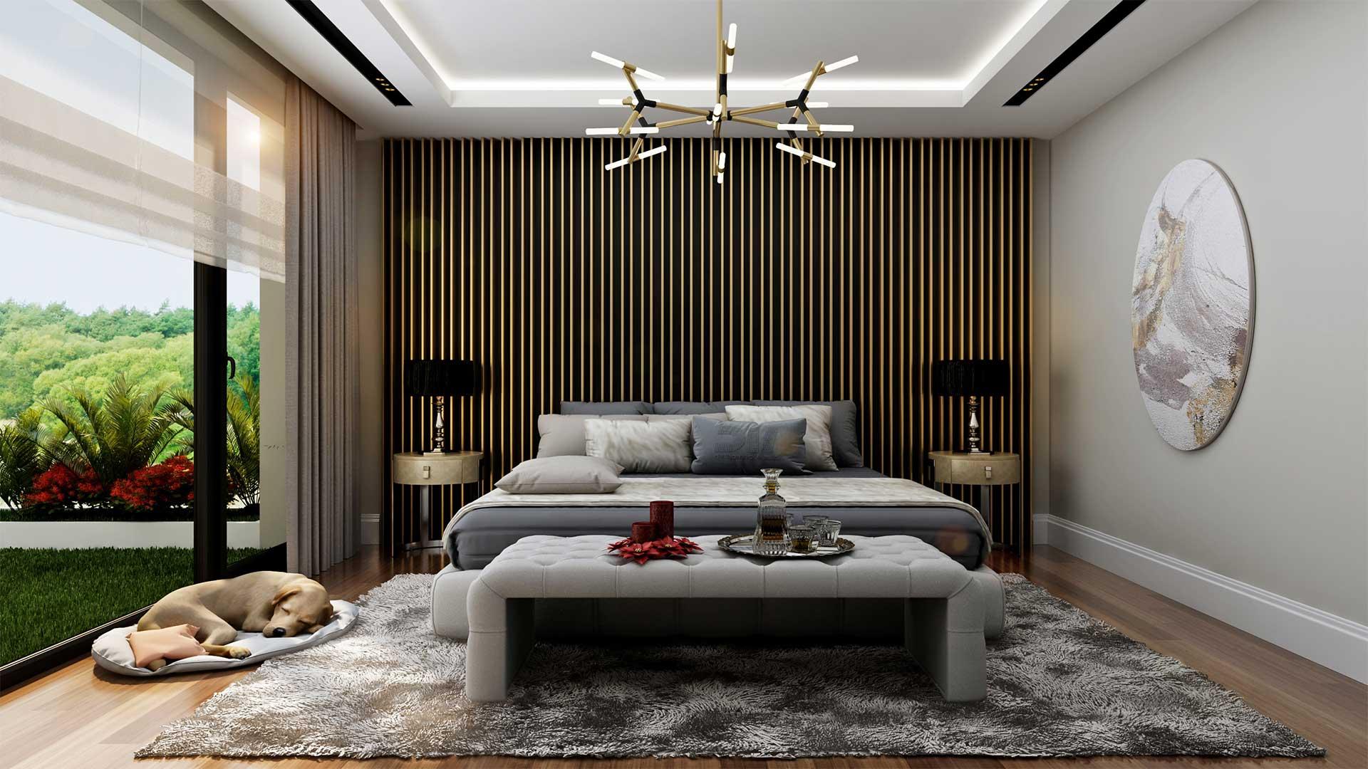 Sia Moore Almaty Villa