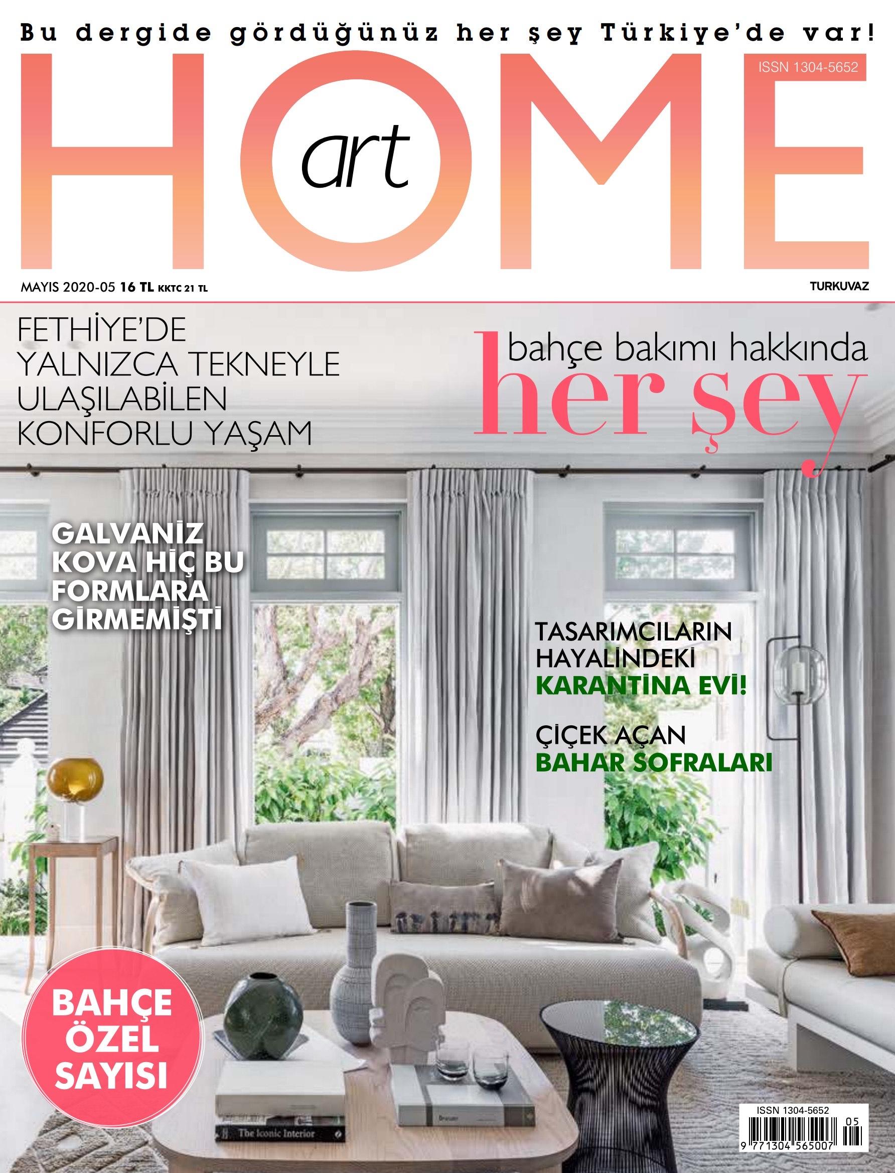 Home Art Mayıs 2020 Kapak