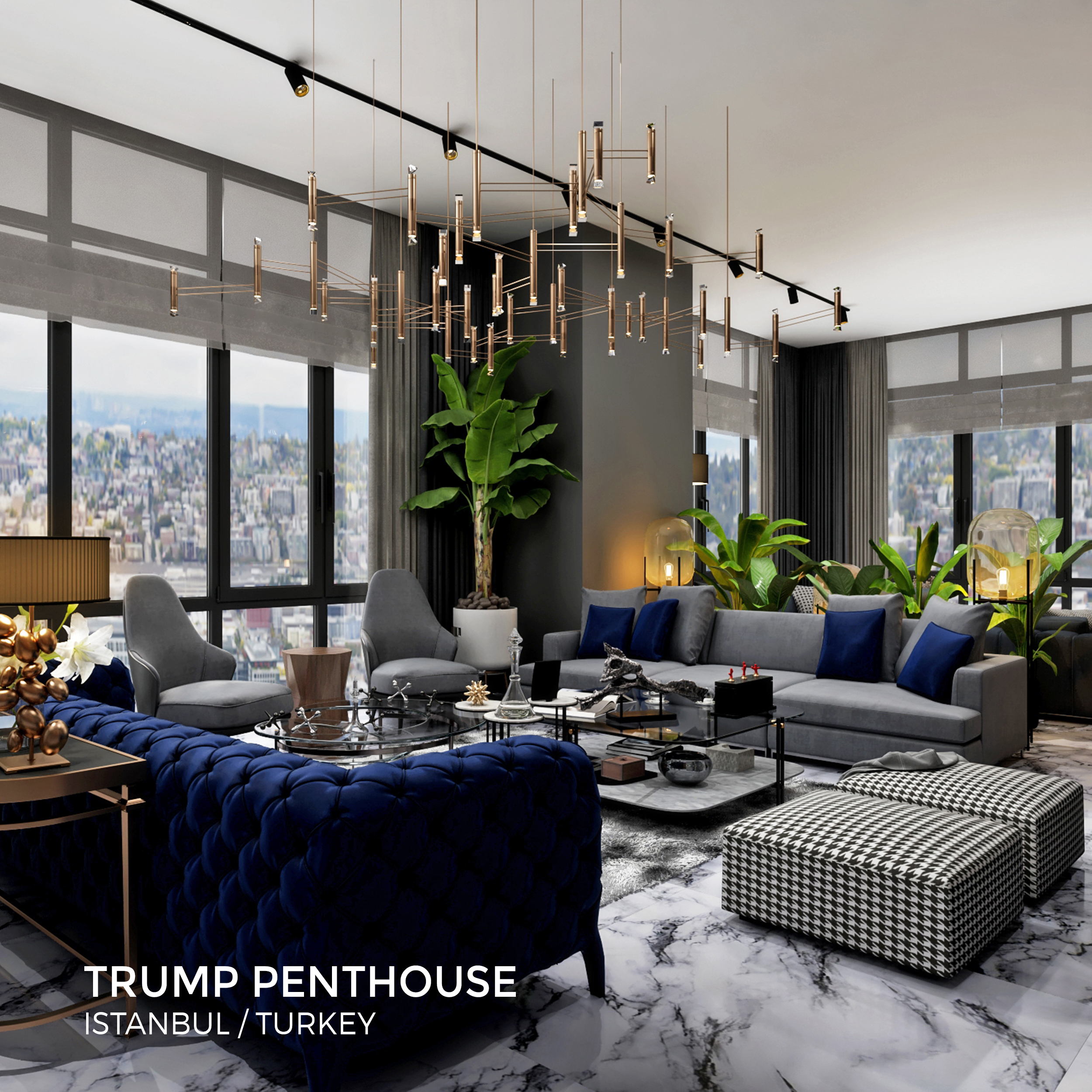 Sia Moore Trump Tower Residence