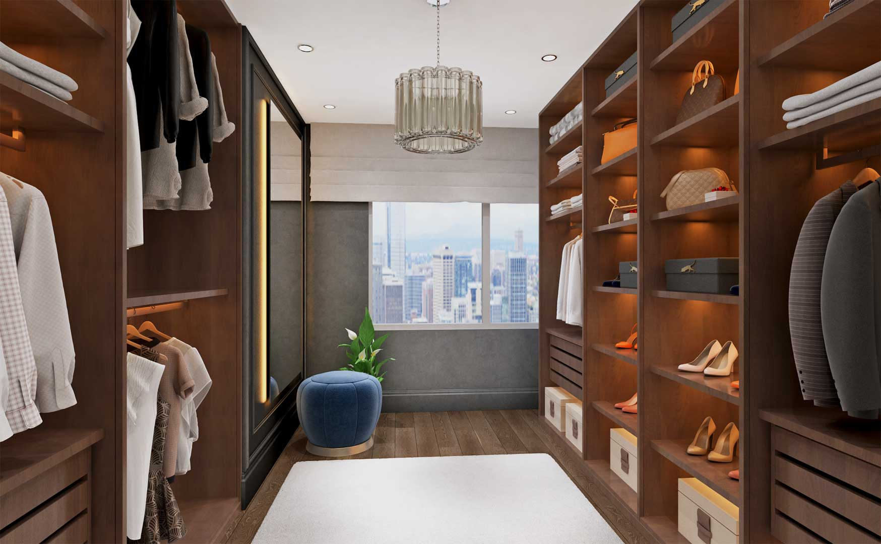 Trump Tower Residence - Sia Moore
