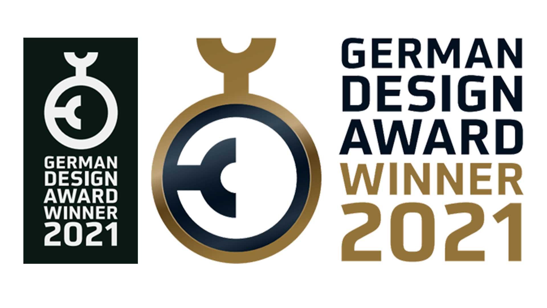 German Design Award 2021- Sia Moore