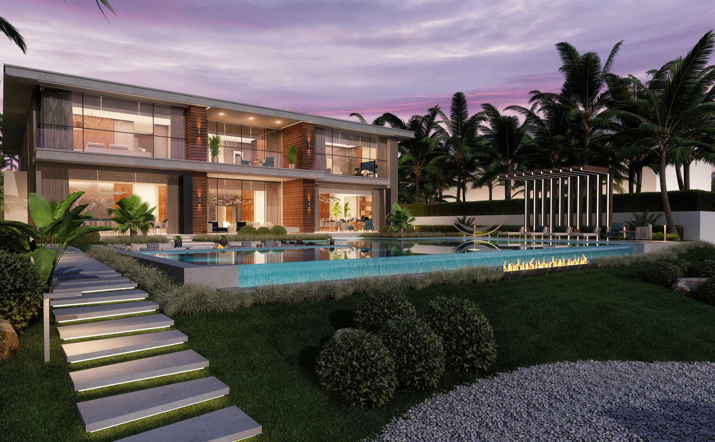 Sia Moore - Jumeirah Bay Villa